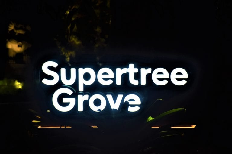 Supertree Grove Entrance