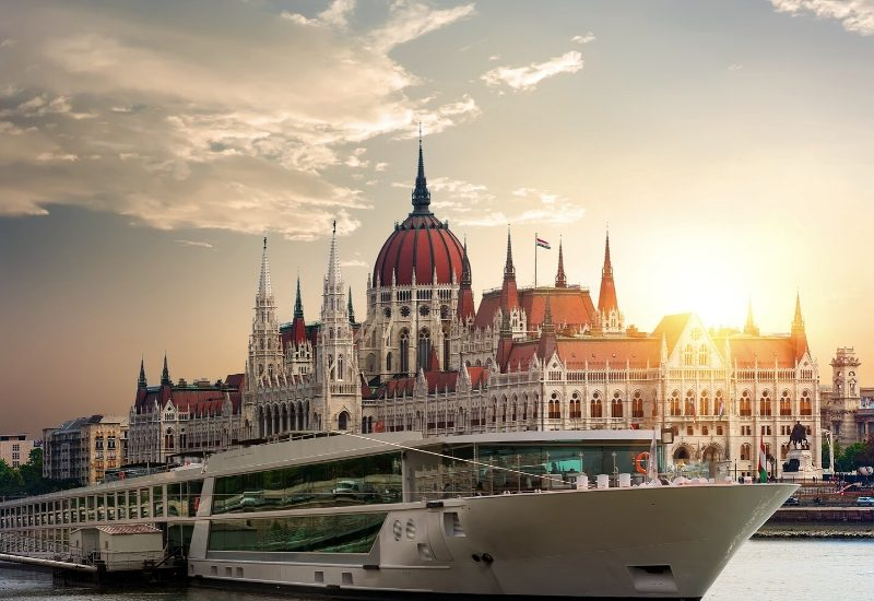 Budapest Cruise and Parliament