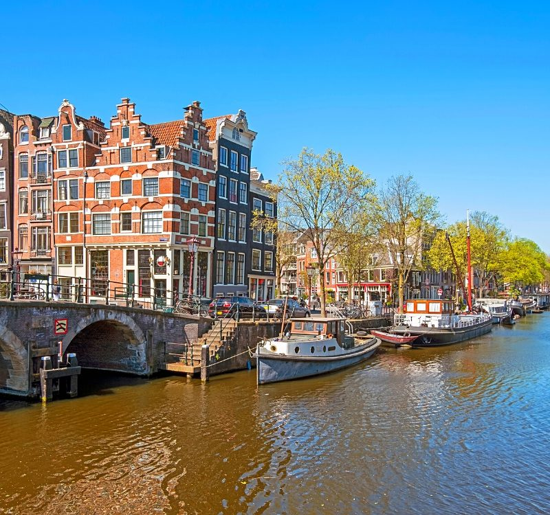 Jordaan district, Amsterdam