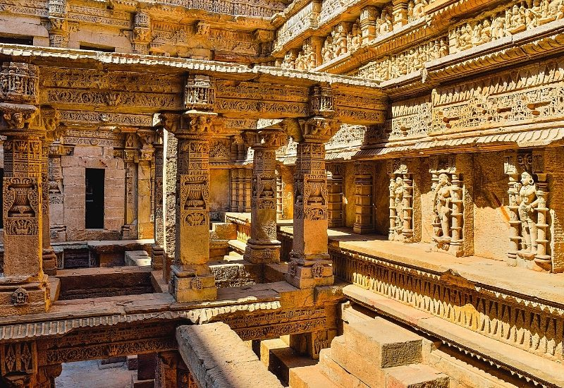 Rani ki vav stepwell at Patan,Gujarat