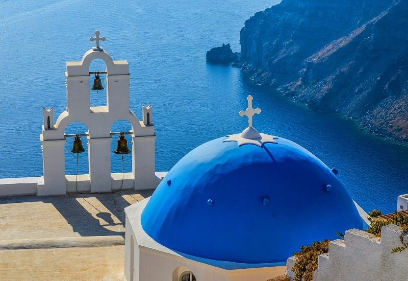 Santorini Dome Sea View