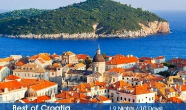best-of-croatia 9 Nights 10 days