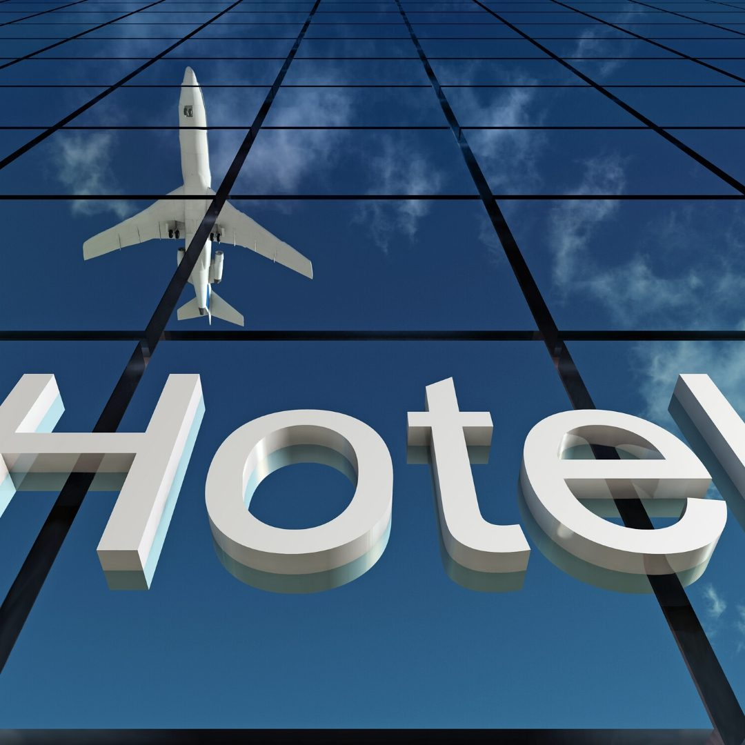 flight and hotel booking for visa
