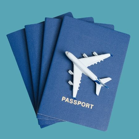 Flight & Hotel Booking for visa
