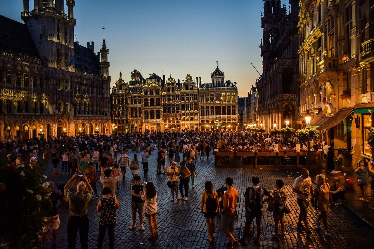 belgium, brussels, grand place