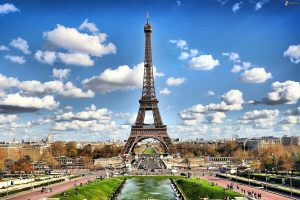 01_Eiffel Tower, Paris