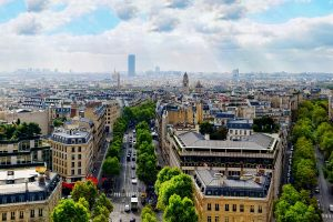 02_Paris Aerial View