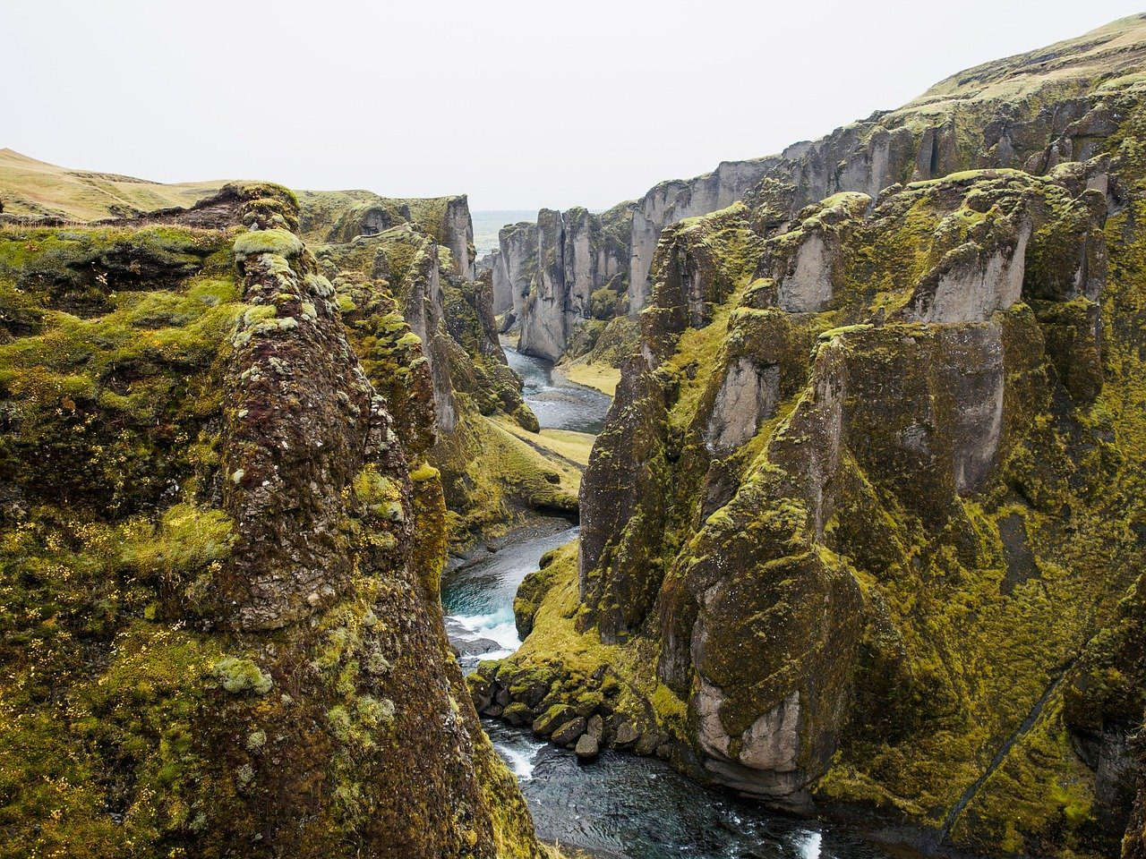 tectonic plates, canyon, rift