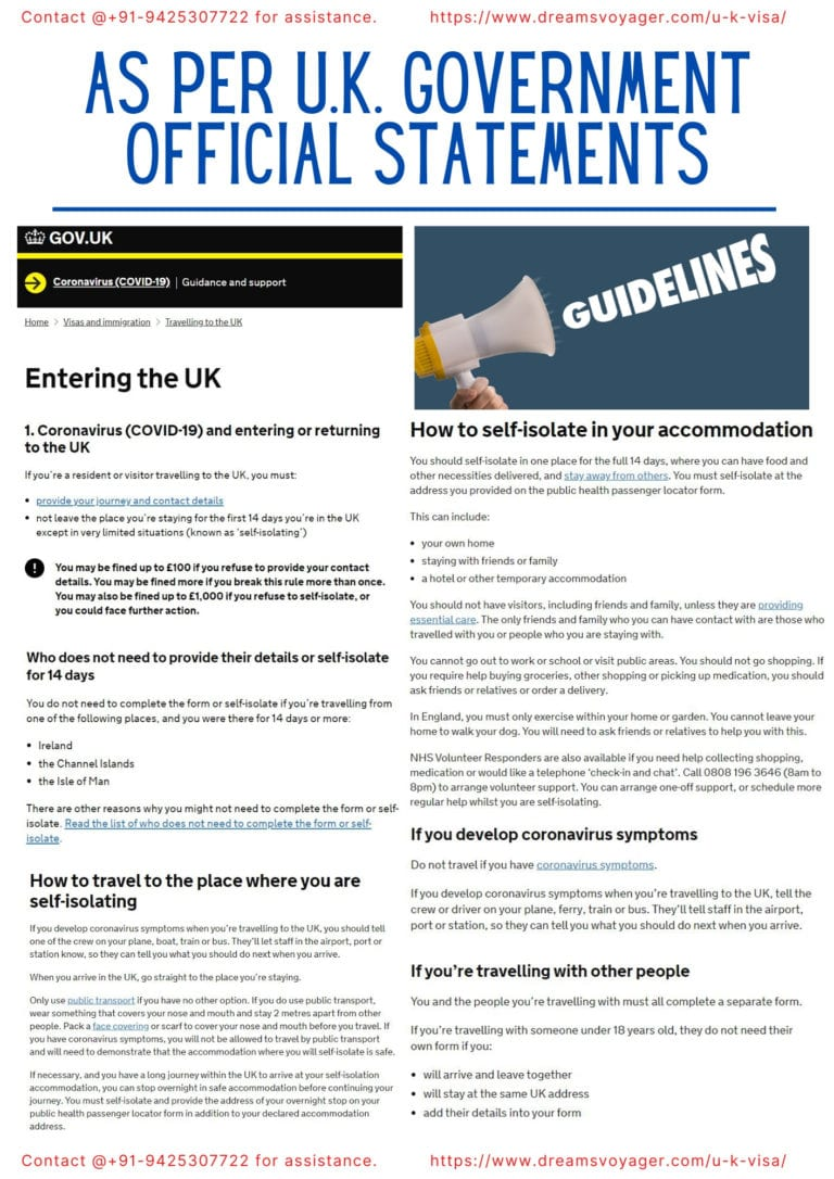 UK Visa Newsletter
