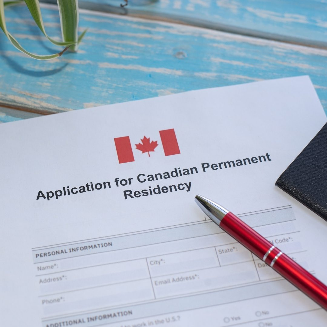 PR (Permanent Residence) apply
