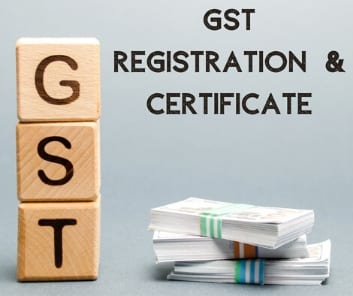 GST Registration And Certificate 4