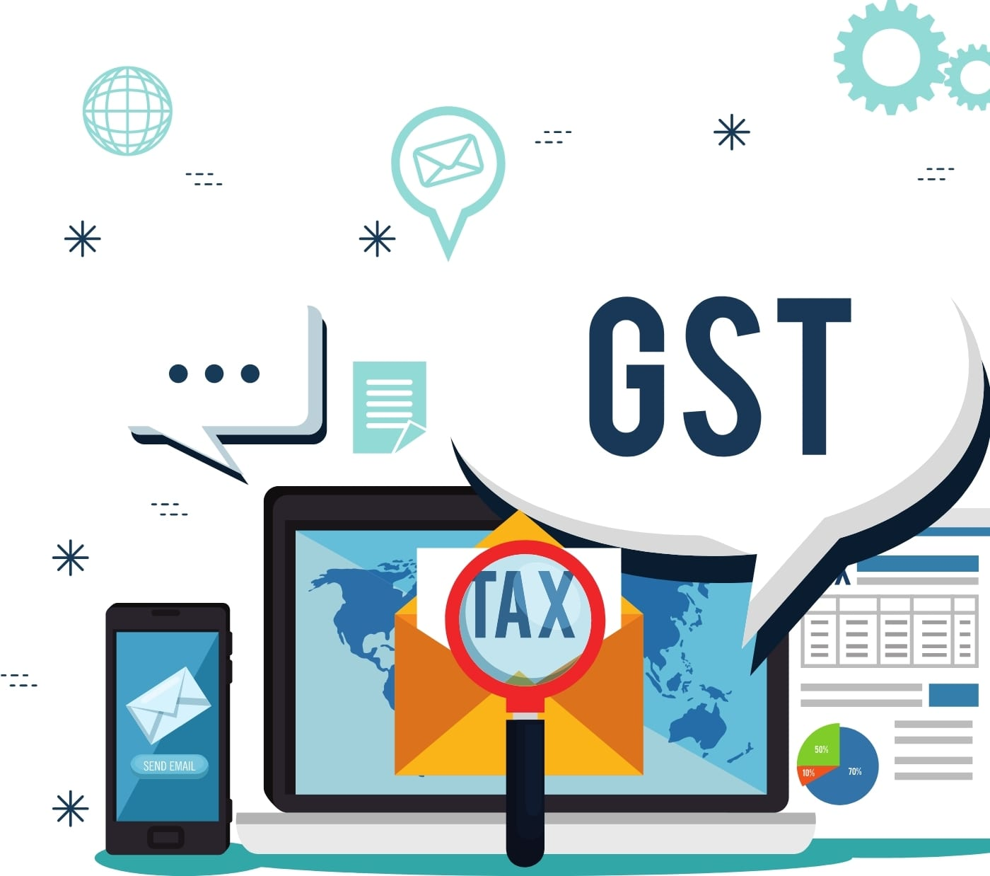 GST Returns compliance for Sole Prop.